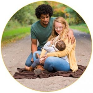 breastfeeding photography saranac