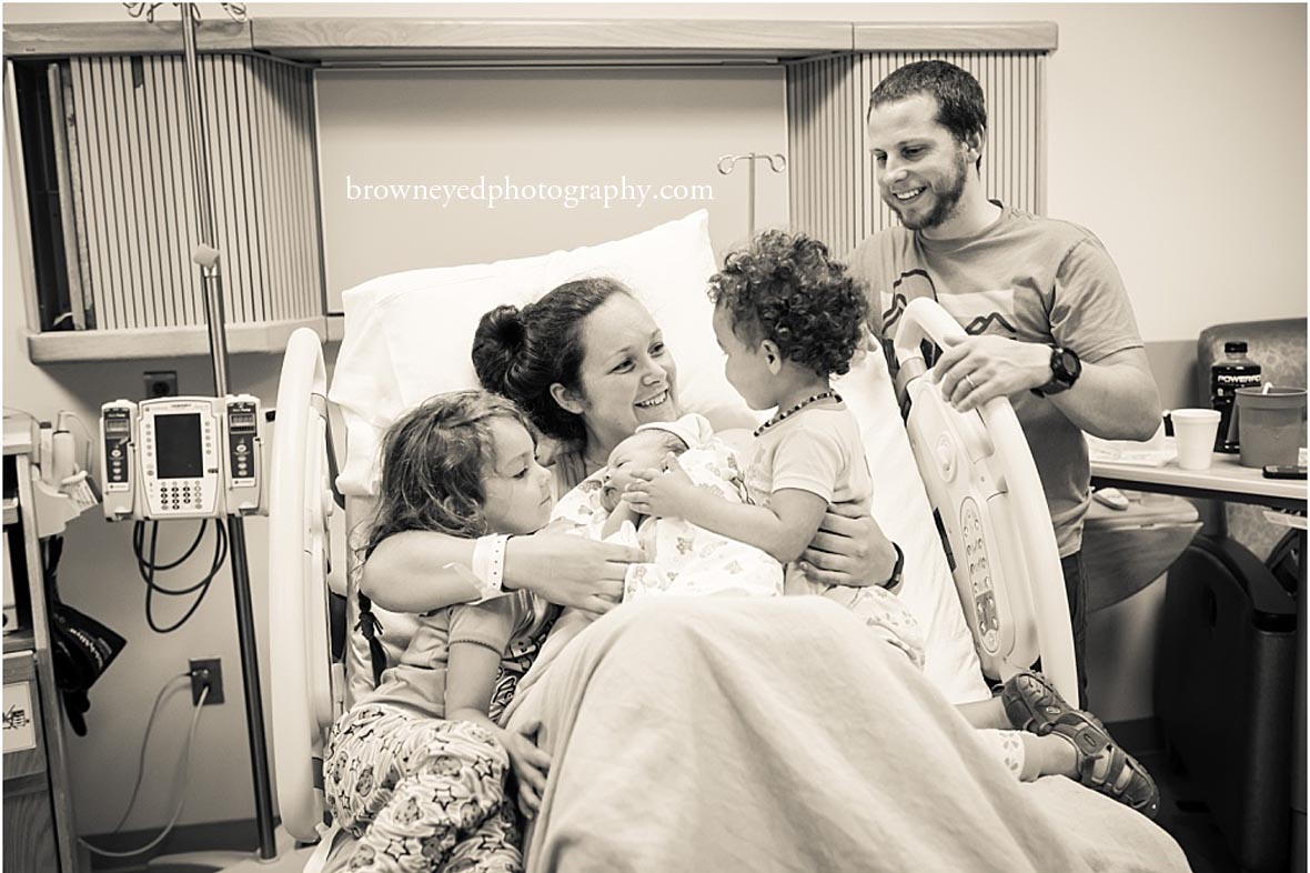 Birth Photography at CVPH in Plattsburgh