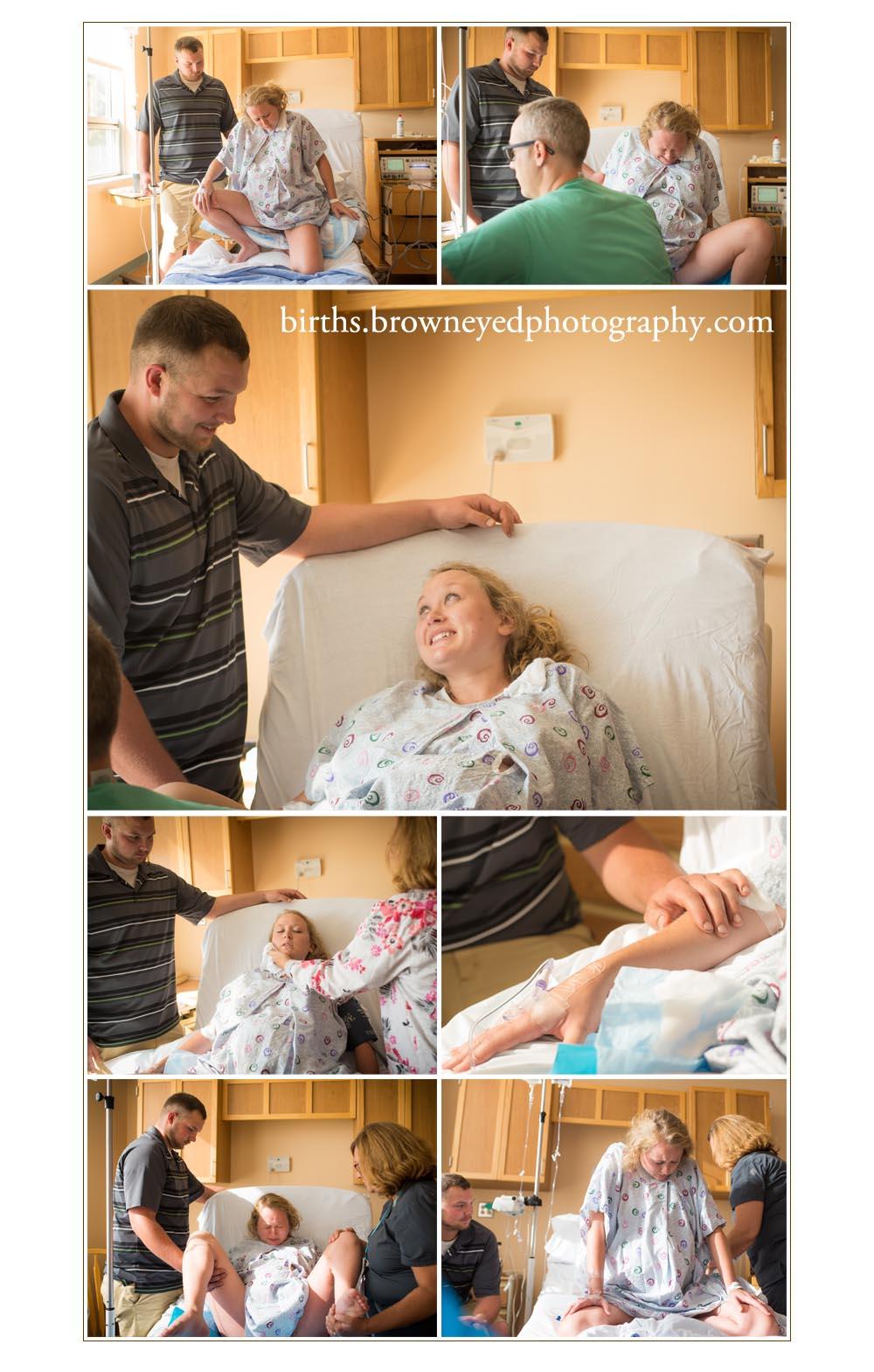 Adirondack Medical Center Birth Photography